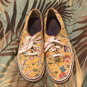 Vans Shoes - Vans Nursery Rhyme Themed Shoes
